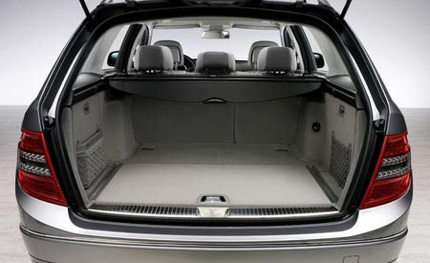 2008 Mercedes-Benz C-class Luxury estate - Slide 9
