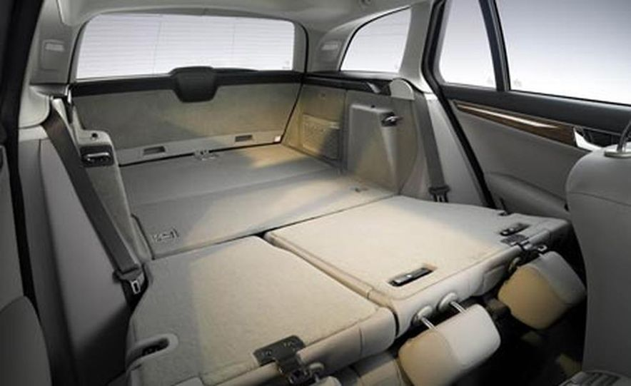 2008 Mercedes-Benz C-class Luxury estate - Slide 8
