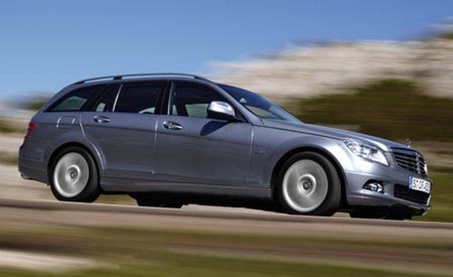 2008 Mercedes-Benz C-class Luxury estate - Slide 1