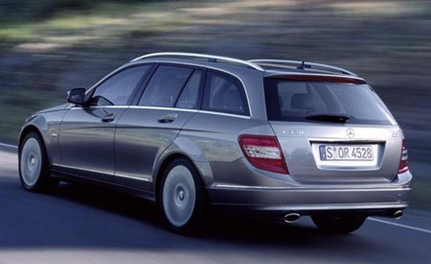 2008 Mercedes-Benz C-class Luxury estate - Slide 2