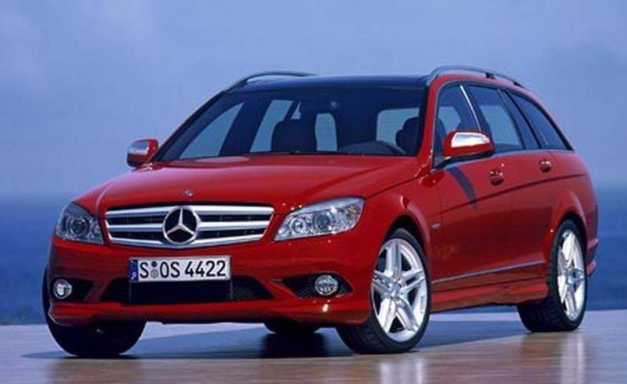 2008 Mercedes-Benz C-class Luxury estate - Slide 3