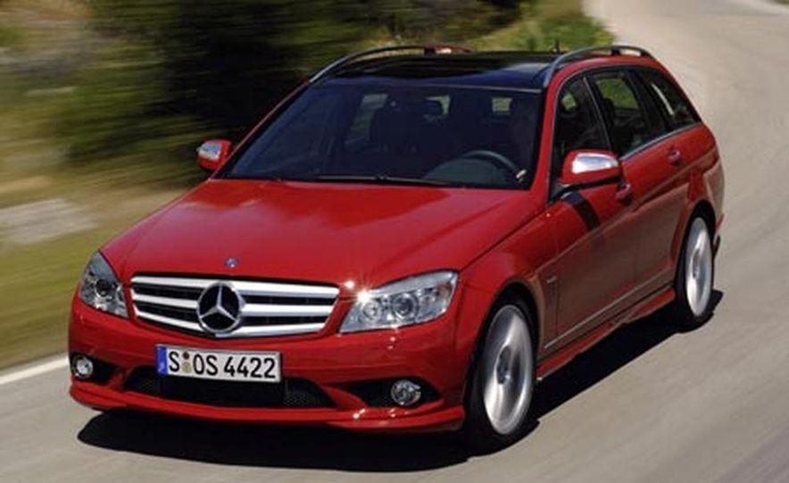 2008 Mercedes-Benz C-class Luxury estate - Slide 5