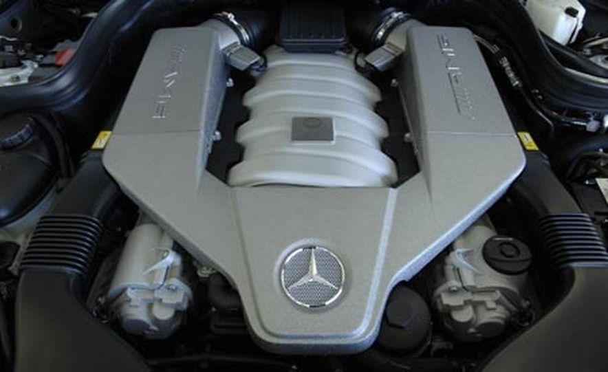 2008 Mercedes-Benz C-class Luxury estate - Slide 17