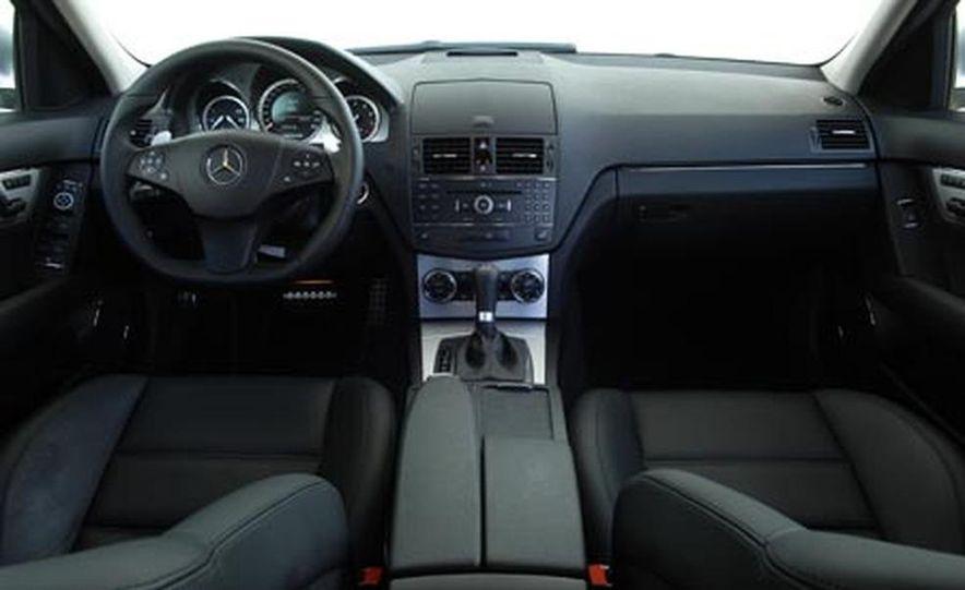 2008 Mercedes-Benz C-class Luxury estate - Slide 18