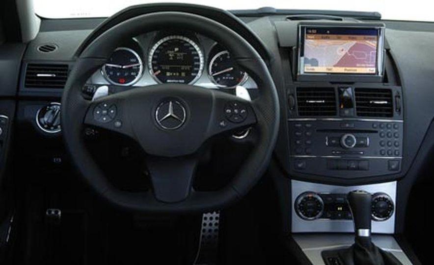 2008 Mercedes-Benz C-class Luxury estate - Slide 19