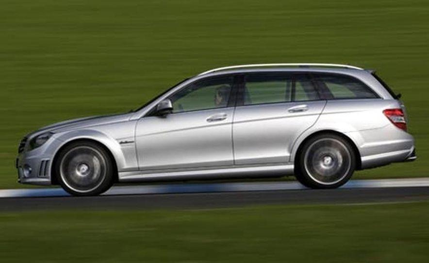 2008 Mercedes-Benz C-class Luxury estate - Slide 10