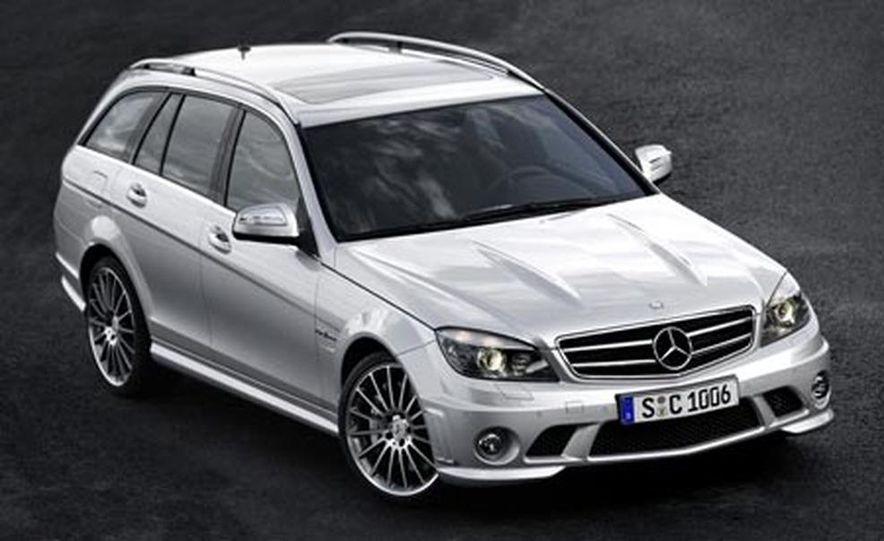 2008 Mercedes-Benz C-class Luxury estate - Slide 12