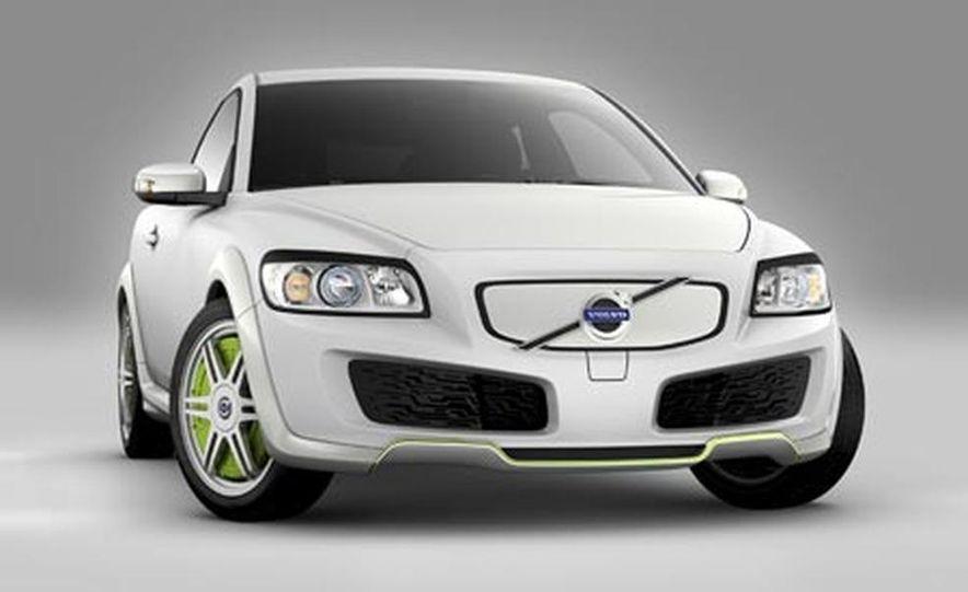 Volvo C30 Recharge concept - Slide 2
