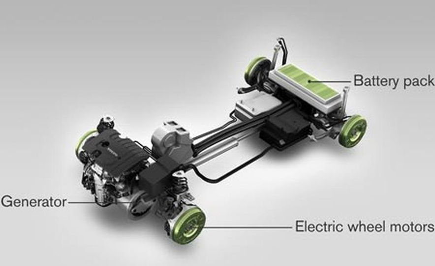 Volvo C30 Recharge concept - Slide 6