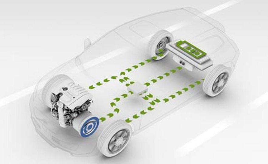 Volvo C30 Recharge concept - Slide 7