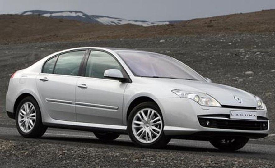 2008 Renault Laguna saloon - Slide 3
