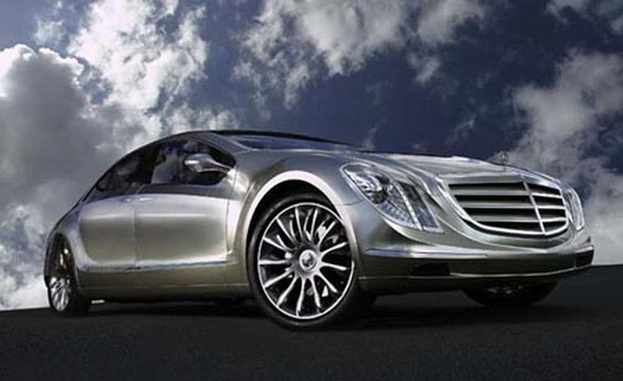 Mercedes-Benz F700 concept - Slide 6