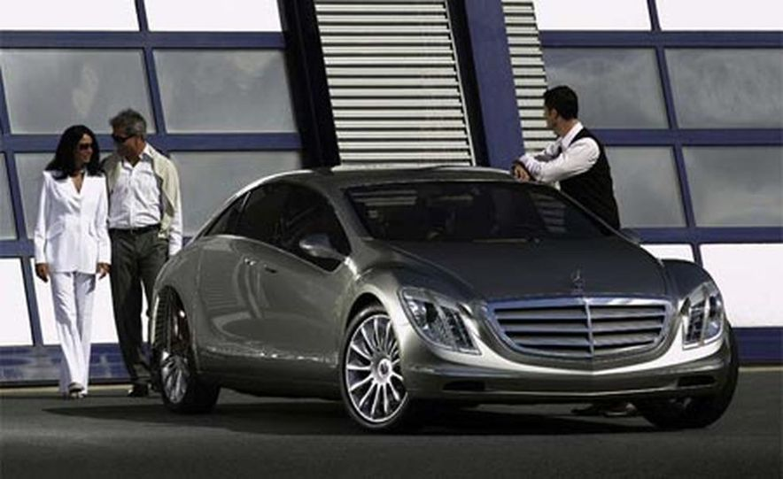 Mercedes-Benz F700 concept - Slide 7