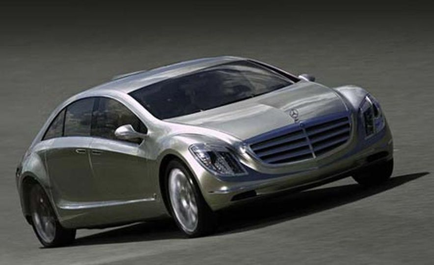 Mercedes-Benz F700 concept - Slide 8