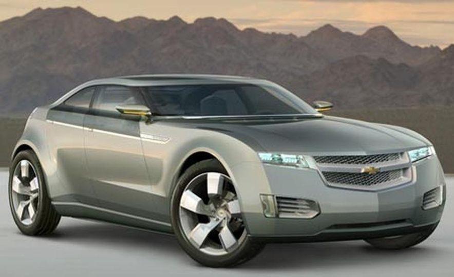 Chevrolet Volt concept - Slide 3