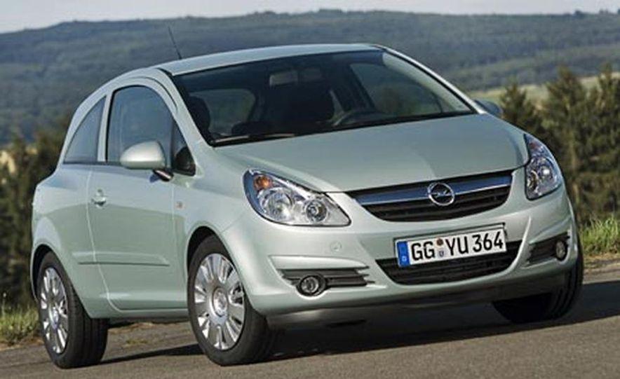 Opel Corsa hybrid - Slide 1