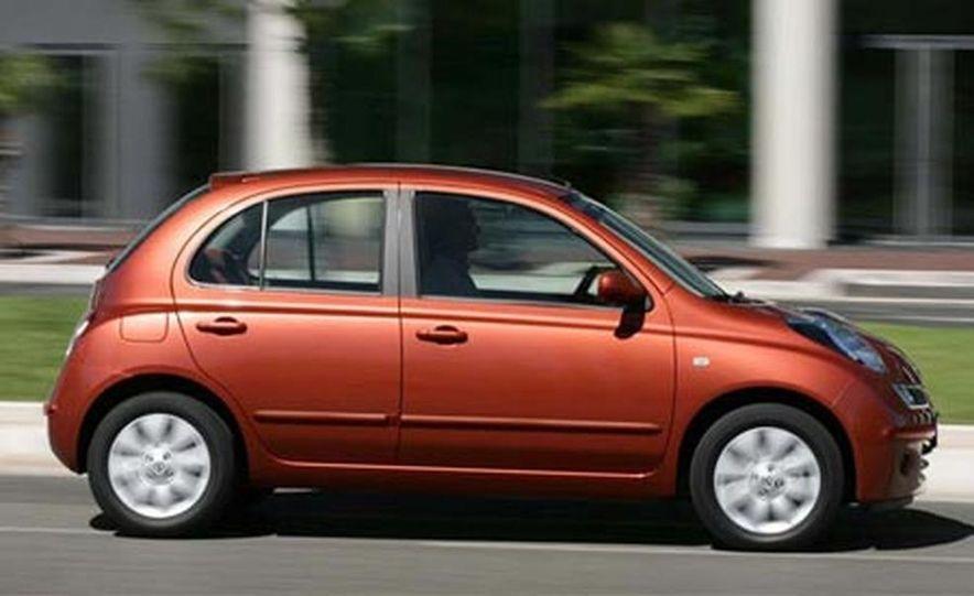 2008 Nissan Micra - Slide 1
