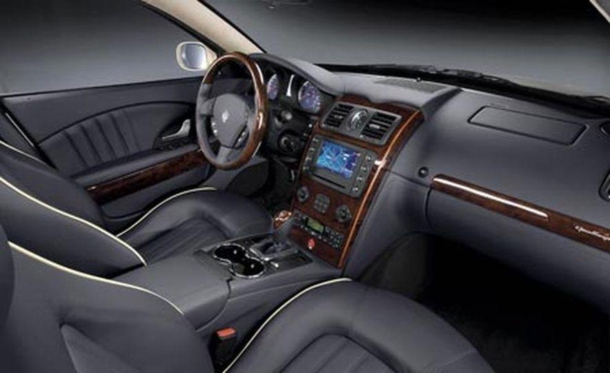 Maserati Quattroporte Sport GT S - Slide 23