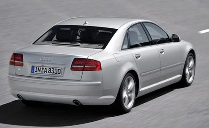 2008 Audi A8 - Slide 3