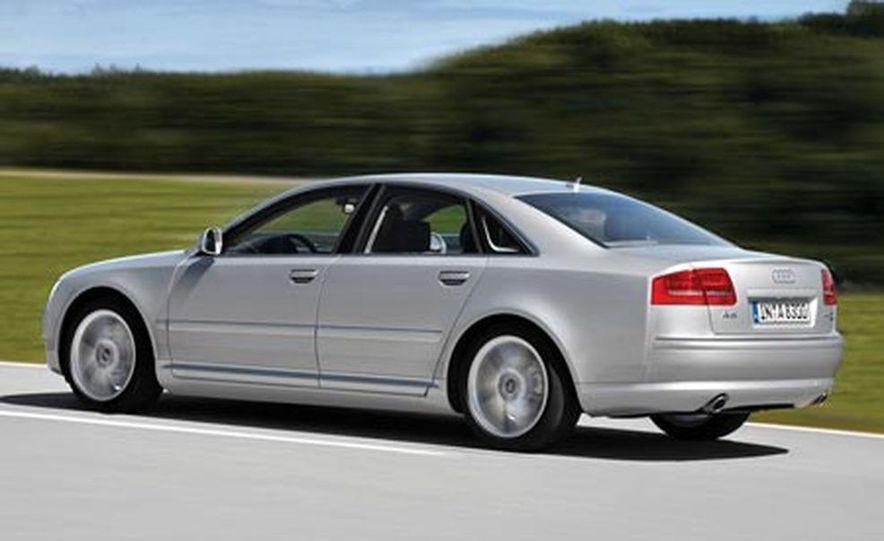 2008 Audi A8 - Slide 4