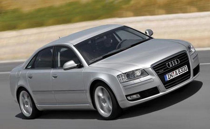 2008 Audi A8 - Slide 5