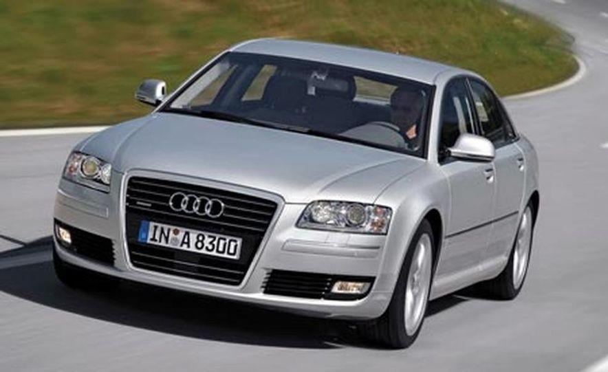 2008 Audi A8 - Slide 6