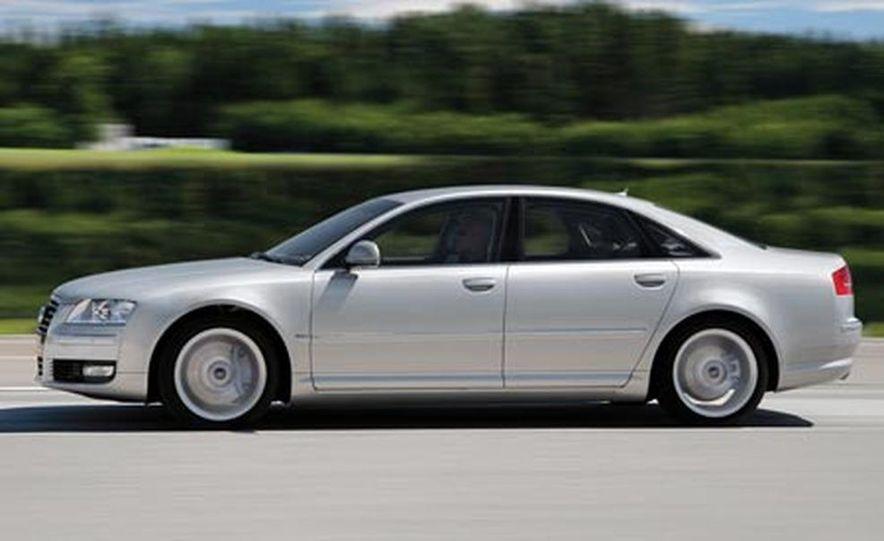 2008 Audi A8 - Slide 7