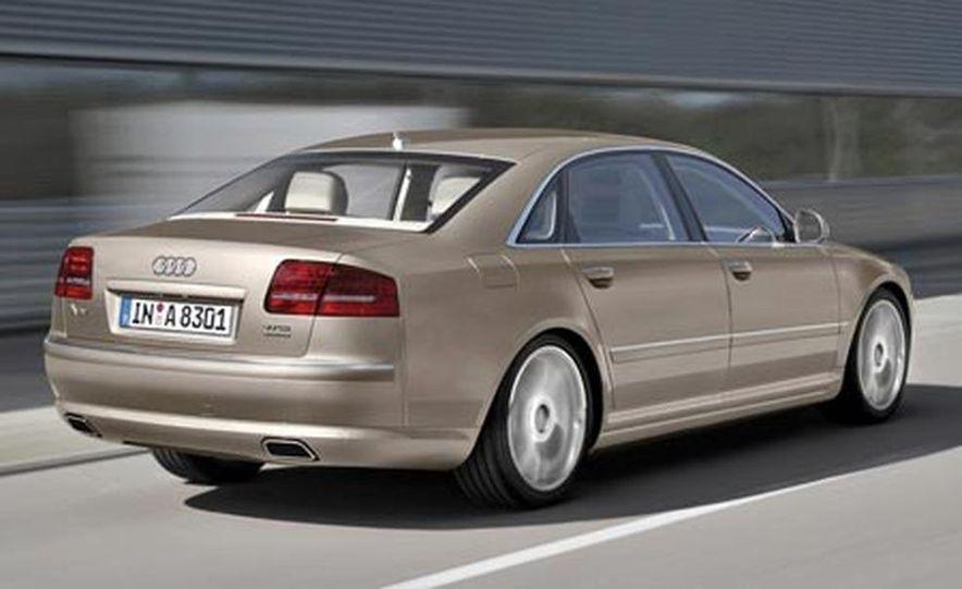 2008 Audi A8 - Slide 9