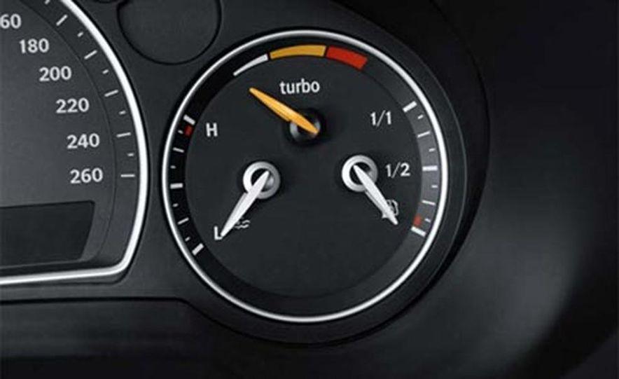 2008 Saab Turbo X - Slide 10