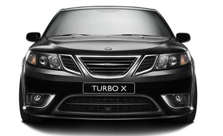 2008 Saab Turbo X - Slide 6