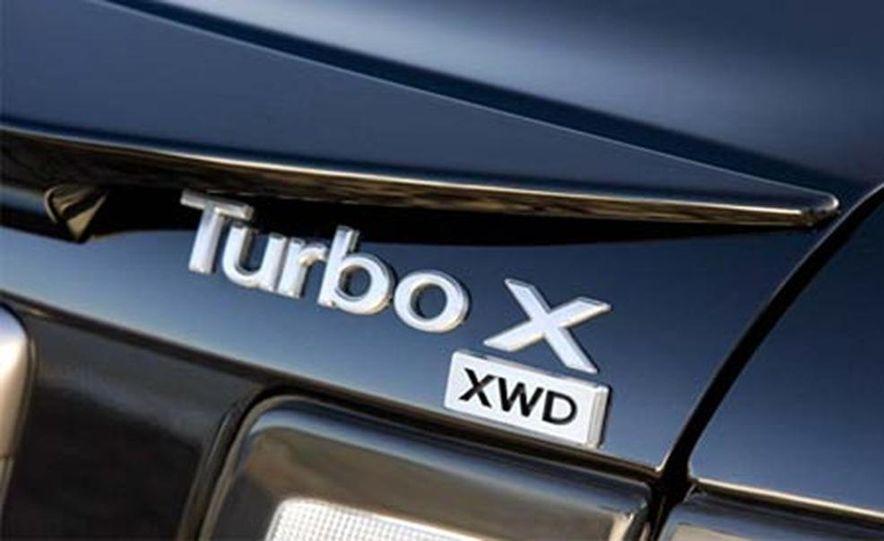 2008 Saab Turbo X - Slide 15
