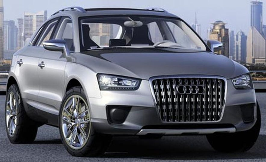 2009 Audi Q3 Cross Coupe quattro - Slide 1