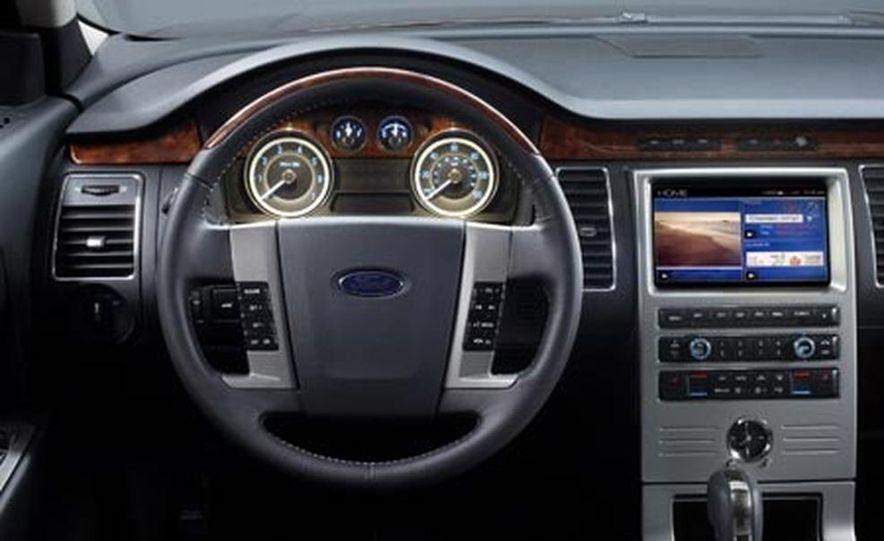 2009 Ford Flex - Slide 17