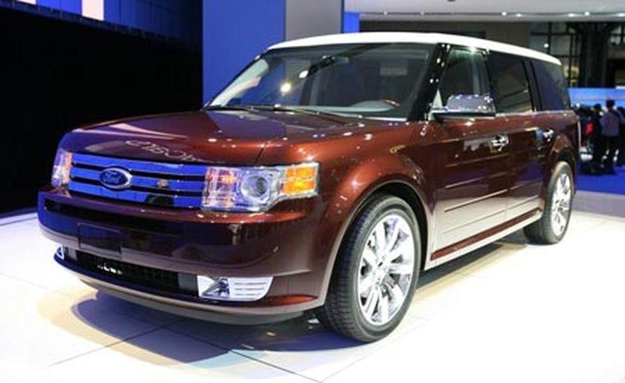 2009 Ford Flex - Slide 5