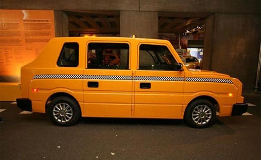 2009 Standard Taxi - Slide 3