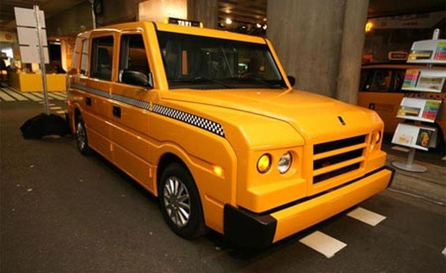 2009 Standard Taxi - Slide 4