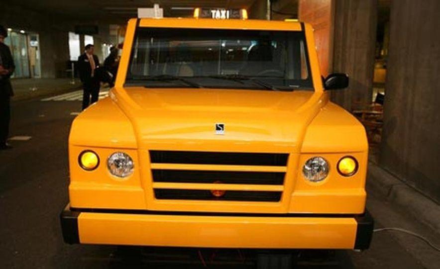 2009 Standard Taxi - Slide 5