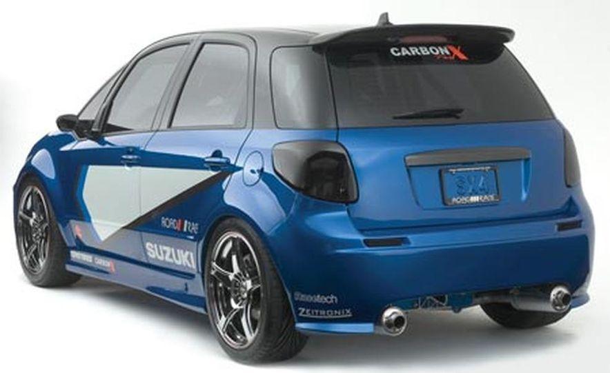 Suzuki SX4 Zuk concept - Slide 8