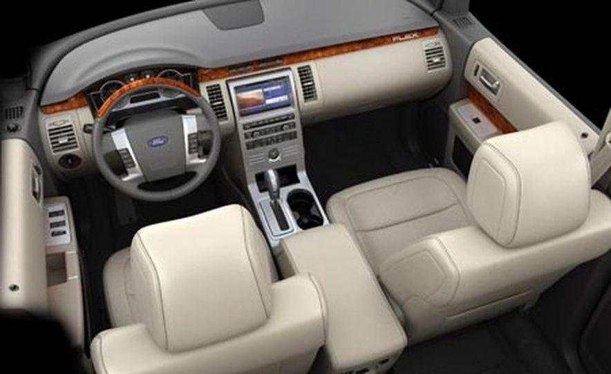 2009 Ford Flex - Slide 20