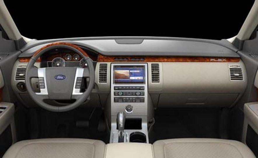 2009 Ford Flex - Slide 21