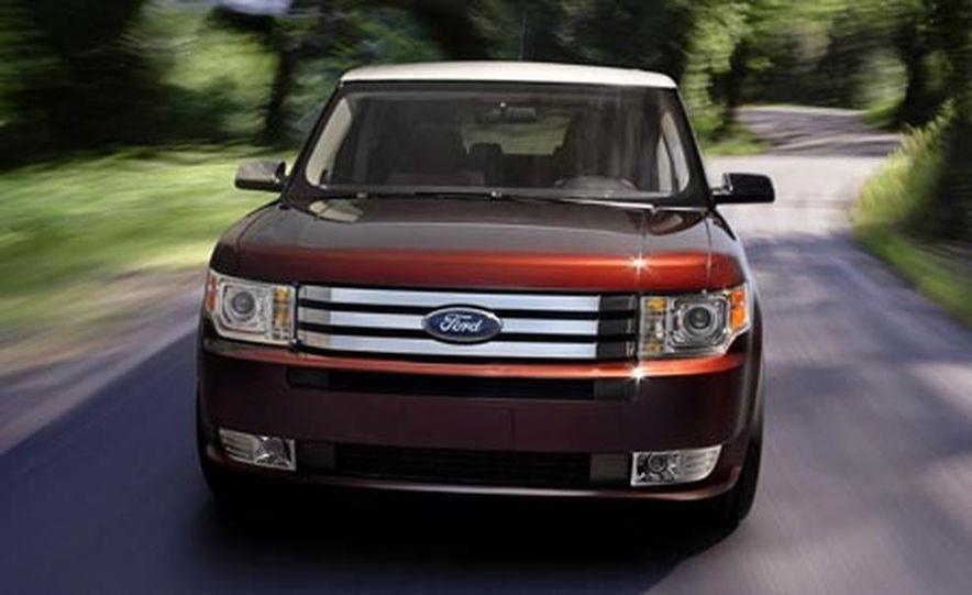2009 Ford Flex - Slide 11
