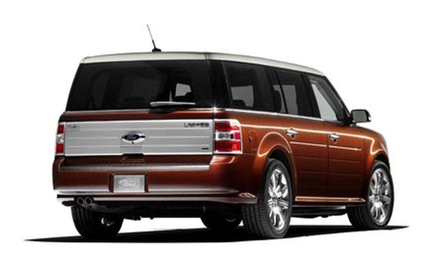 2009 Ford Flex - Slide 13