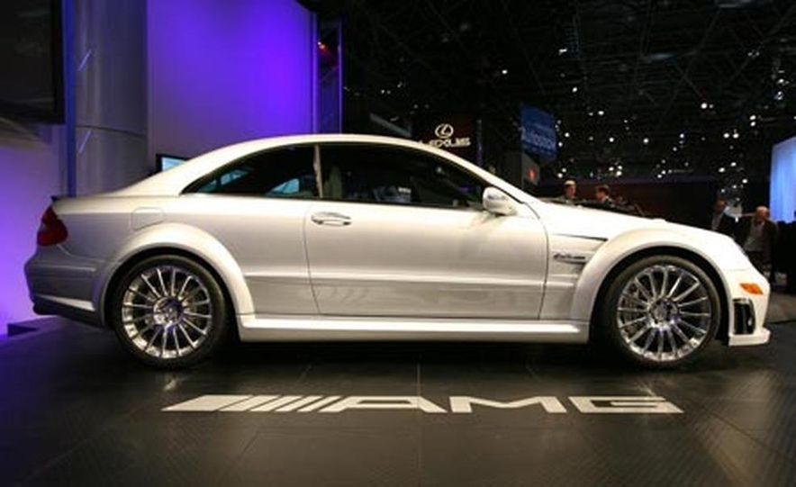 2008 Mercedes-Benz CLK63 AMG Black Series - Slide 1