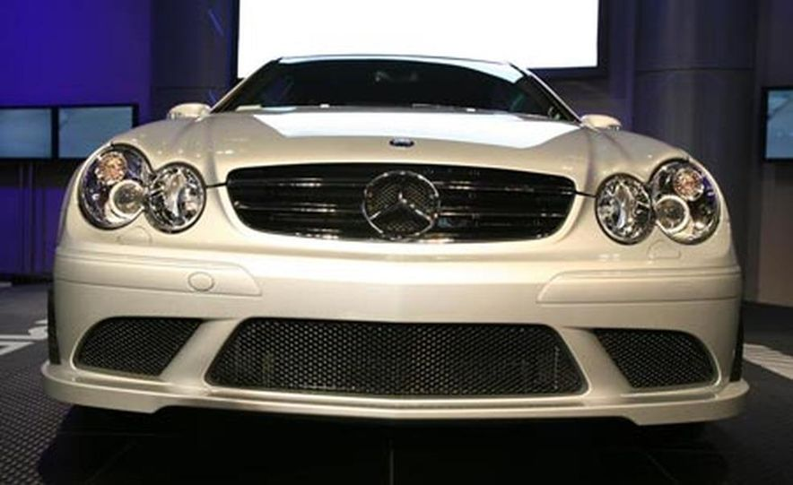 2008 Mercedes-Benz CLK63 AMG Black Series - Slide 2