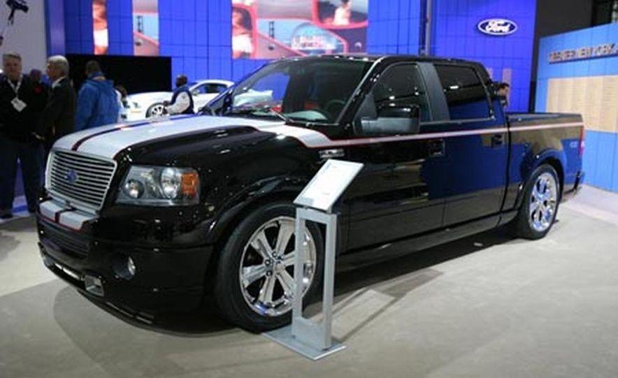 2008 Ford F-150 Foose edition - Slide 1