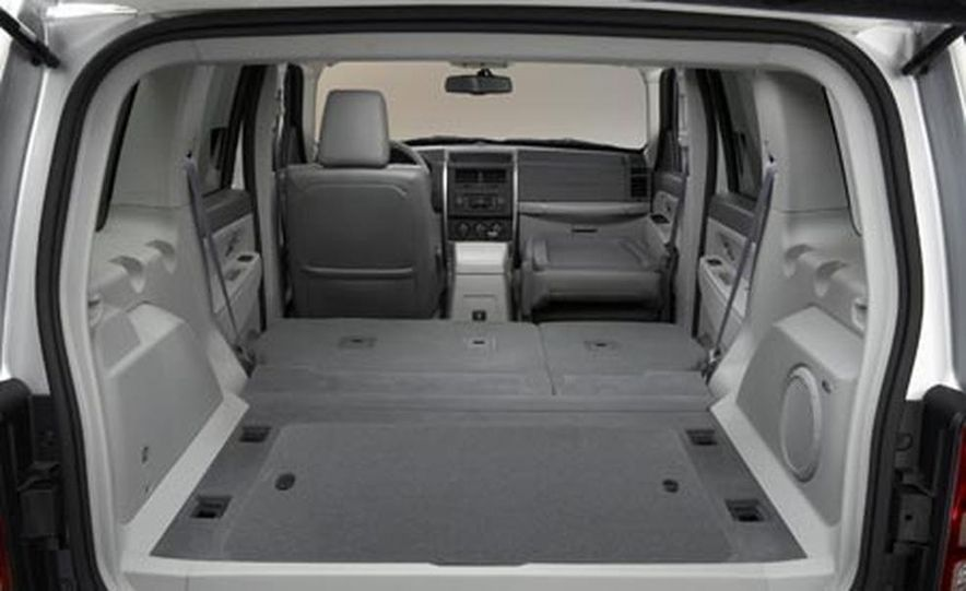 2008 Jeep Liberty - Slide 16