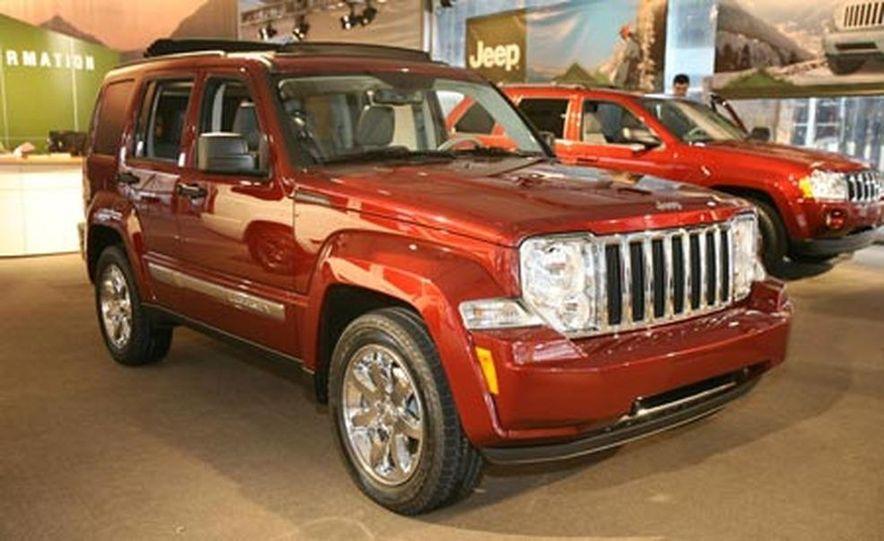 2008 Jeep Liberty - Slide 4
