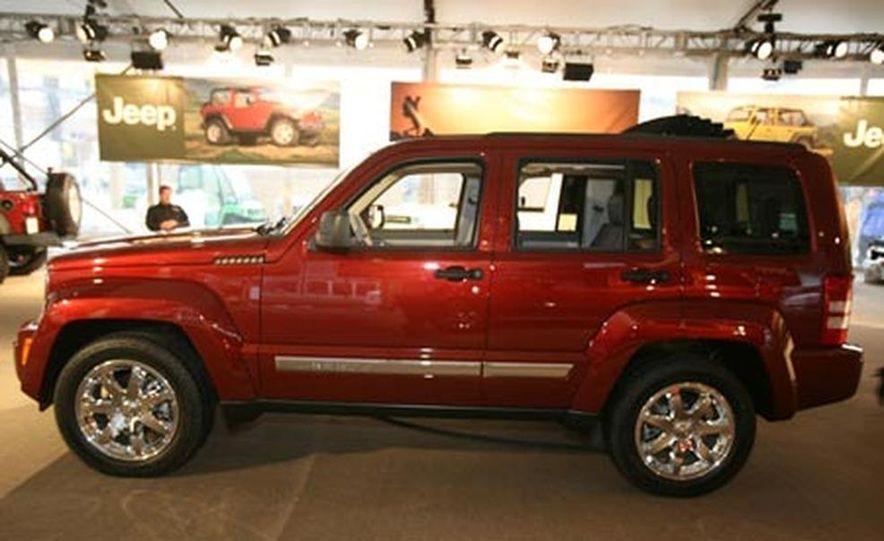 2008 Jeep Liberty - Slide 6