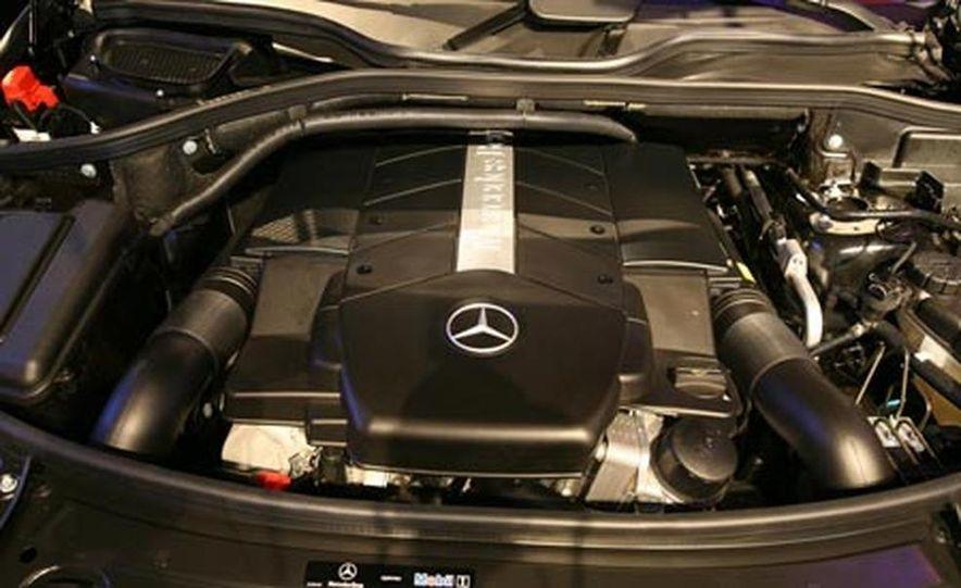 2008 Mercedes-Benz ML550 - Slide 7