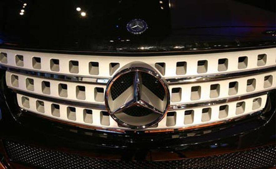 2008 Mercedes-Benz ML550 - Slide 8